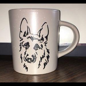 COPY - German Shepherd Coffee Cup